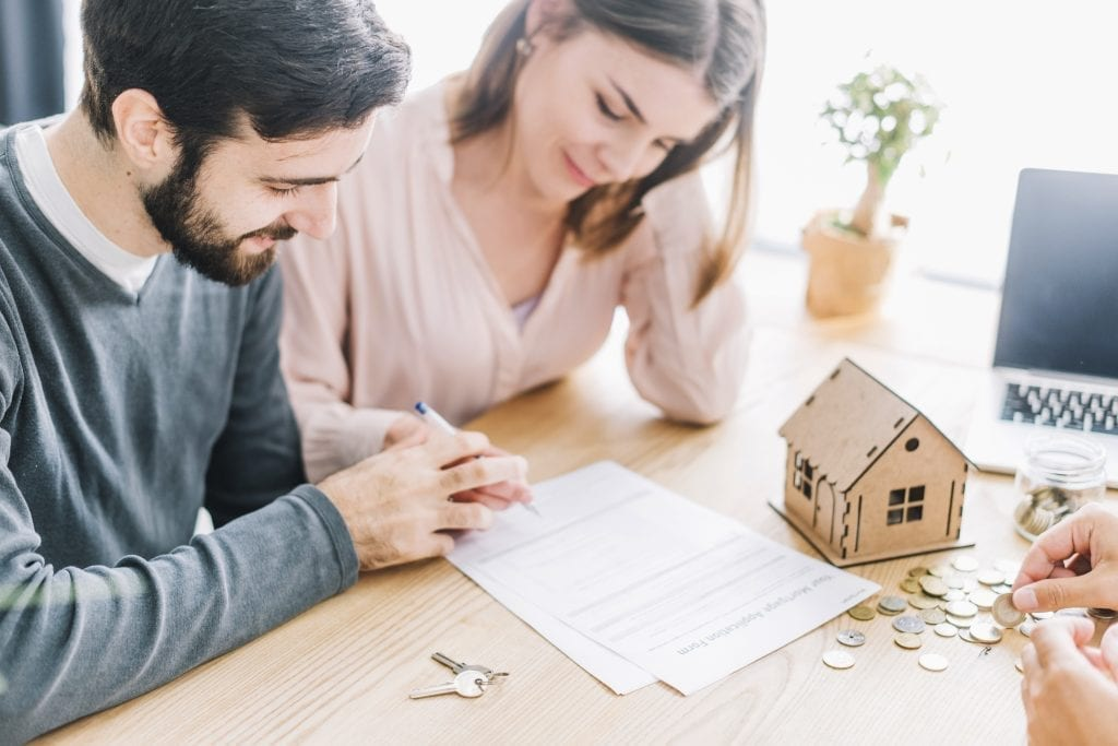 rent or buy property