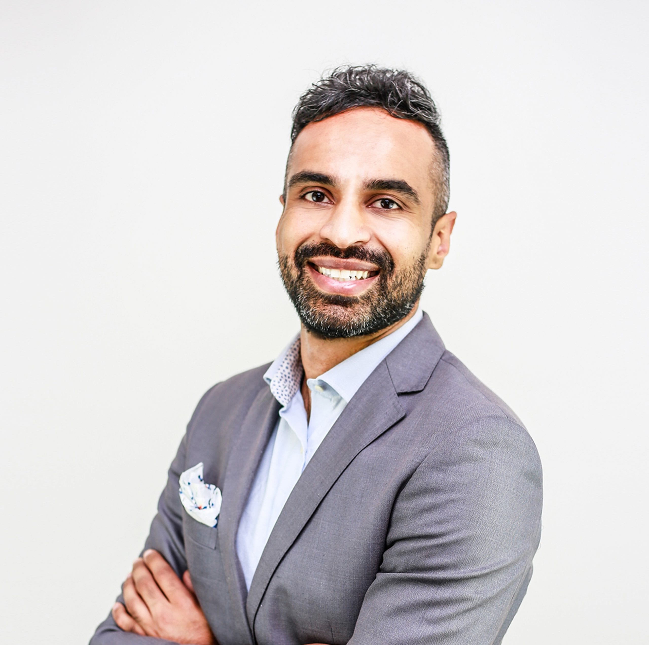 Ammar Malhi, head of client relations at SmartCrowd
