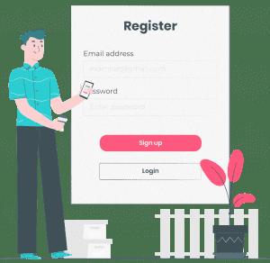 Register to SmartCrowd